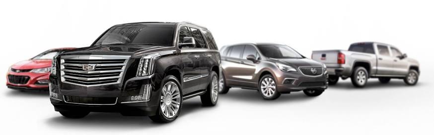 gm certified body shop car lineup